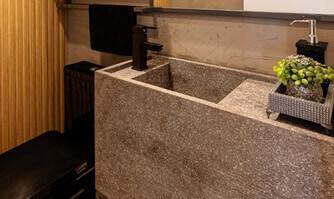 Obras em Basalto